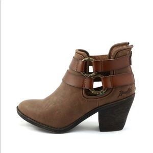 Blowfish sucraa ankle boots